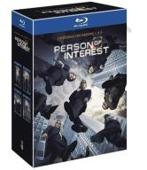 Impersonalni Blu-ray Person Of Interest Sezony 1-4