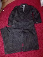 Damski komplet kostium marynarka spodnie NEXT 34