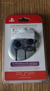 Słuchawki PSP SLEH-00082 Jedyne Unikat Nowe !!!