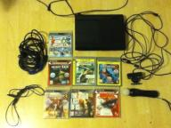 Konsola PS3 (Playstation 3 Slim) 12 gb +7 gier +ps