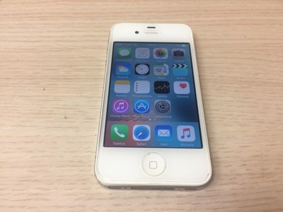 Apple Iphone 4s 16gb Bialy Uzywany 6832882966 Oficjalne Archiwum Allegro