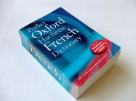 POCKET OXFORD HACHETTE FRENCH DICTIONARY [8394A]