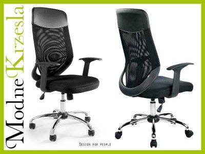 Fotel Mobi Plus obrotowy biurowy krzesło do biurka