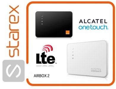 nowy Router 4G LTE Alcatel ONETOUCH LINK -181,99zł