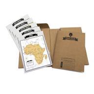 Pamiętnik podróżnika z mapami PREZENT MIKOŁAJKI