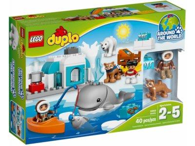 Lego Duplo 10803 Arktyka Nowe Kraków Sklepy 6753485815 Oficjalne
