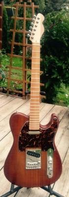 Gitara lutnicza telecaster