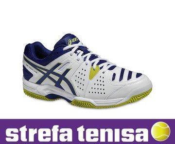buty tenisowe męskie ASICS GEL DEDICATE 4 CLAY E508Y 0143