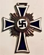 Niemiecki krzyż Oryginał !!! 1938 .
