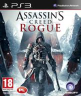 Assassin's Creed Rogue (PS3) PO POLSKU