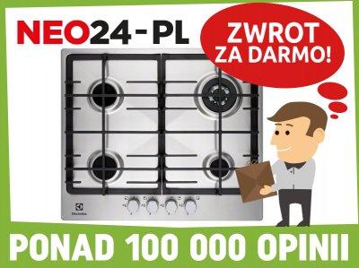 Plyta Gazowa Electrolux Egg6343nox 56 Cm 6296710723 Oficjalne