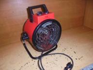 B&Q nagrzewnica elektryczna 2000W nr E417