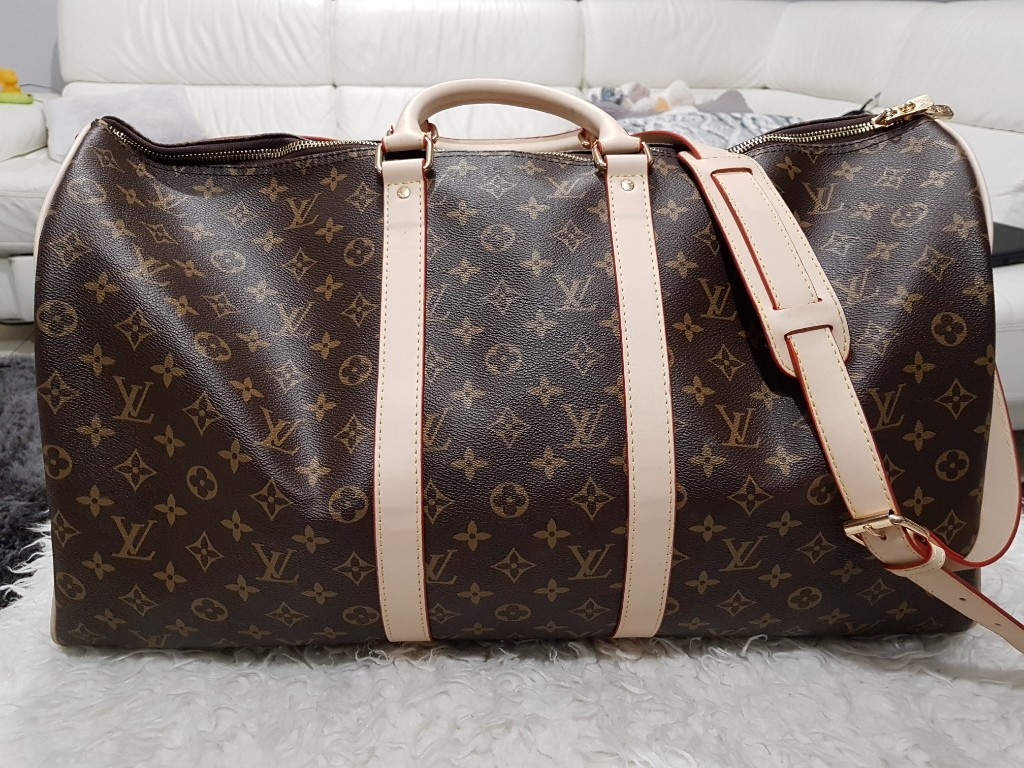 9971db8db328c Torba podróżna Louis Vuitton. Replika stan bdb - 7042091092 ...