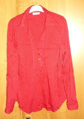 damska bluka koszulowa 42/44 stan bdb