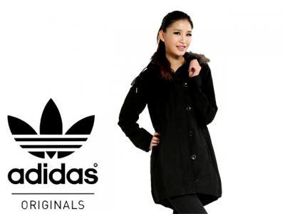 Adidas Fur Woven Parka