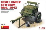 MINIART 35115 - 1:35 Soviet Limber 52-R-353M Mod.1