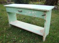 Wiejska ławka