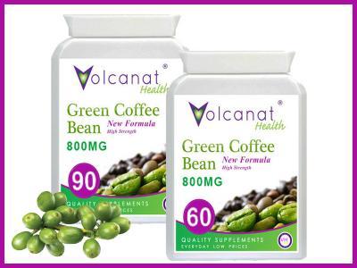 Zielona kawa # ekstrakt tabletki kapsułki # 60szt