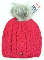 LEGO wear czapka zimowa różowa wełna 54 128-152cm