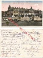 Kraków, Sukiennice, K.U.K. poczta polowa, 1918