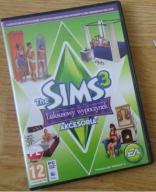 The Sims 3 Luksusowy Wypoczynek STAN 6-/6 IDEALNA-