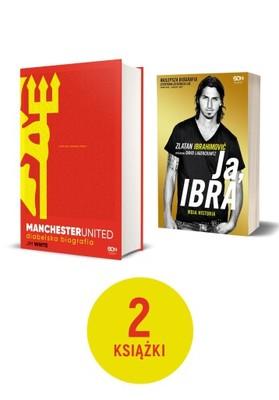 Manchester United. Diabelska biografia + Ja, Ibra