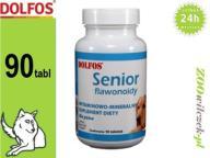 Dolfos SENIOR witaminy dla psów starszych 90 tabl