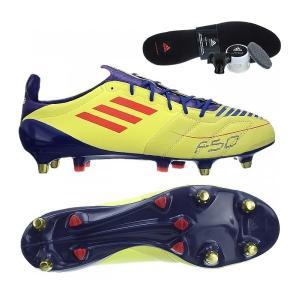 dc68dd3a9183 Adidas F50 adizero XTRX SG 46- skóra TOP model - 2787507169 ...