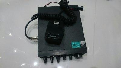CB radio President JFK + Densei 2002 + ml145