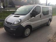 Opel Vivaro 1.9DTI 5 osób