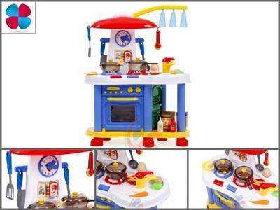 Duża Muzyczna Kuchnia Kuchenka Dla Dzieci Piekarni
