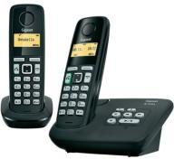 Telefon bezprzewo Gigaset AL220A Duo menu PL FV23%
