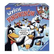 RAVEVENSBURGER Gra zręcznościowa Wyścig Pingwinów