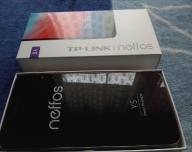 TP-LINK Neffos Y5 LTE 2gb RAM/16 gb wbudow.GW,Nowy