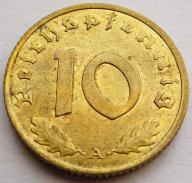 10 Reichspfennig 1936 A stan!  (Xh61)