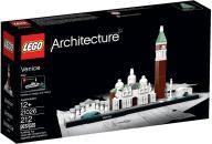 KLOCKI LEGO ARCHITECTURE 21026 WENECJA