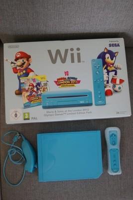 Konsola Wii plus 6 gier