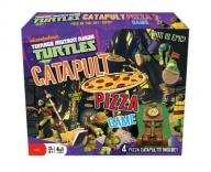 Wojownicze żółwie Ninja GRA Catapult Pizza TACTIC