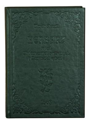 Herbarz M. Siennik 1568 r. Zielnik Reprint Ekoskór