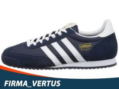 Buty m?skie Adidas Dragon G50919 r.41 46 Granatowe