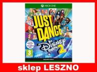 JUST DANCE DISNEY PARTY 2 [Xbox One] KINECT NOWA !