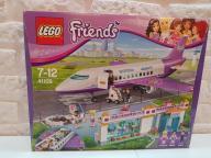 LEGO FRIENDS 41109 LOTNISKO PORT LOTNICZY HEARLAKE