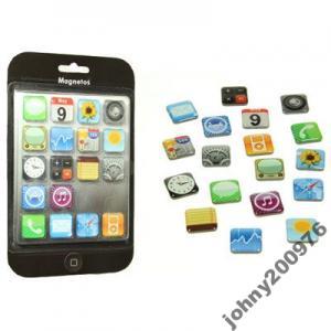 iMagnesy aplikacje smartfon na lodówkę + GRATIS