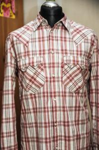 koszula męska/kratka L