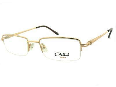 fd33d15e0235 Oprawki Korekcyjne Okulary Żyłka Metalowe Złote - 5734592125 ...