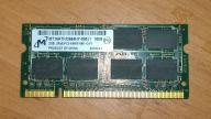 PAMIĘĆ 2GB DDR2 DELL D630 D620 T60 T61 D820 D830