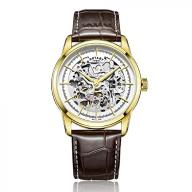Rotary Men's Automatic Watch with White Dial Analo