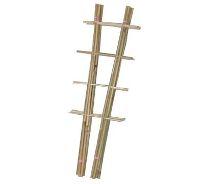 DRABINKA PODPORA BAMBUSOWA DO ROŚLIN 105 cm