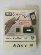Karta pamięci Memory Stick M2 2GB Sony Czytnik