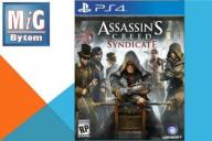 UBISOFT ASSASSINS CREED SYNDICATE PS4 PL